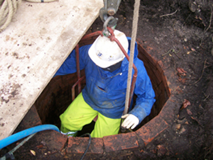 безопасность в шахте